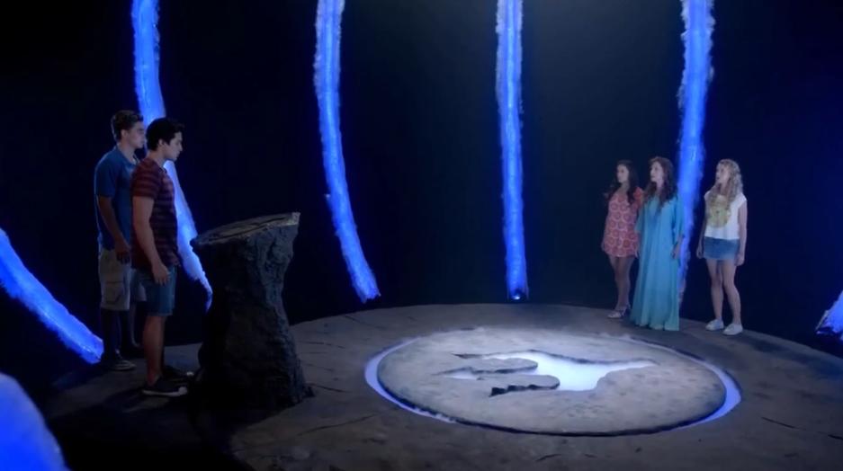 Mako Island Of Secrets Season 2 Episode 13 Reunion H2o Just