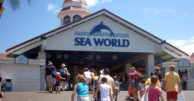 File:Sea World Entrance.jpg