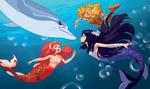 Mermaids And Bobby