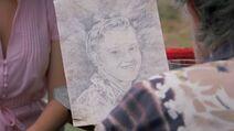 2x21 Gracie's draw of Max