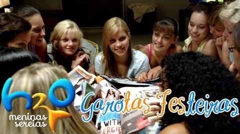 H2O - Meninas Sereias Temporada 1 Episódio 4 Garotas Festeiras HD