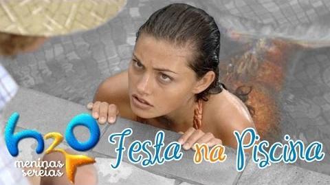 H2O Meninas Sereias Temporada 1 Episódio 2 Festa na Piscina HD