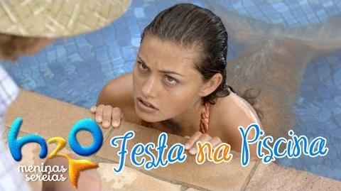 H2O - Meninas Sereias Temporada 1 Episódio 2 Festa na Piscina HD