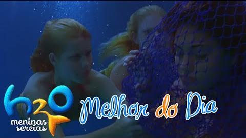 H2O Meninas Sereias Temporada 1 Episódio 3 Melhor do Dia HD