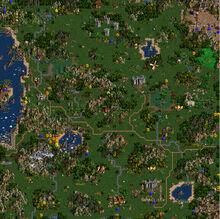 Masters of Sighisoara Map 1