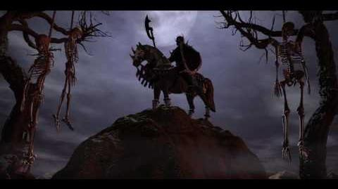 Heroes of Might and Magic 3 Evil Theme Music (1999, New World Computing 3DO) (Animated Background)