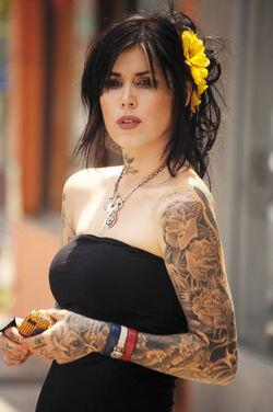 Kat-von-d-tattoos