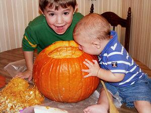 Peter, Peter Pumpkin Eater...