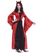 Summitfashions Classic Devil Princess Sexy Womens Costume