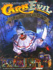 CarnEvil Cover