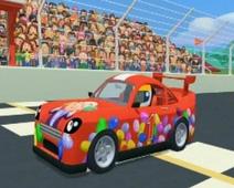 Elliot's Racecar Re-painted-0