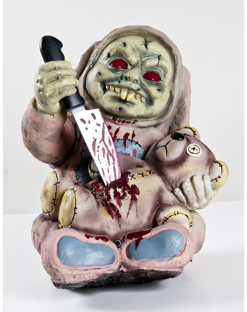 Halloween Zombie Baby Prop.Stabby Zombie Baby Animated Prop Halloween Wiki Fandom Powered