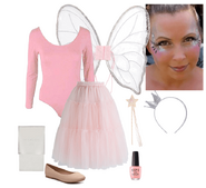 31 Days of Halloween Costumes (Day 6 - Fairy)