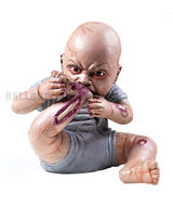 Snack Time Zombie Baby