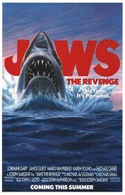 Jaws the revenge poster