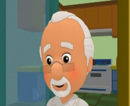 Abuelito without a Hat