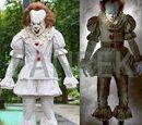 Pennywise costume (Bill Skarsgard)