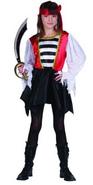 RG Costumes Pirate Girl Costume
