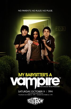 Babysitter vampire