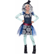 Frankie Stein Freak du Chic Child Halloween Dress Up Role Play Costume