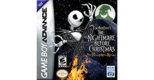 Nightmare Before Christmas GBA