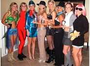 Britney Spears costumes
