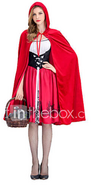 Little Red Riding Hood Costume Adult Womens