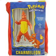 Disguise Pokemon Charmeleon Halloween Costume - Medium 7-10 Disguise Costumes