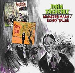 Monster Mash-Scary Tales by John Zacherle