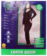Rubie's Womens Coffin Queen Halloween Costum
