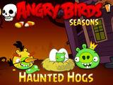 Angry Birds Seasons: Haunted Hogs