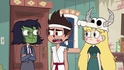S2E21 Marco Diaz 'you're missing the point'