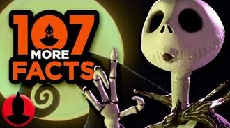 107 The Nightmare Before Christmas Facts You Know Part 2 Channel Frederator