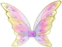 Rainbow-glitter-fairy-wings