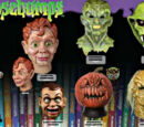 Trick or Treat Studios Goosebumps Masks
