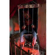 Caged beast 4