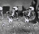 Timeline of Halloween-related cartoons