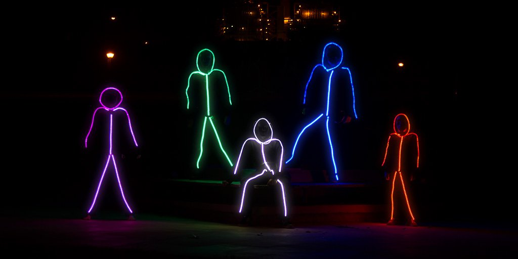 Glowy Zoey Costume Halloween Wiki Fandom Powered By Wikia