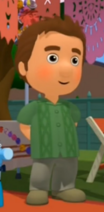 Manny without his Hat