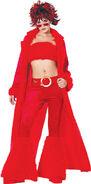 Teen Devil Demonica Club Costume