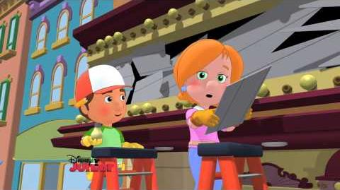 Handy Manny and the Seven Tools - Good As New! - Music Video - HD