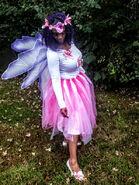Fairy Costume for Halloween (DIY)