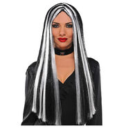 Streaked Witch Wig - Party City