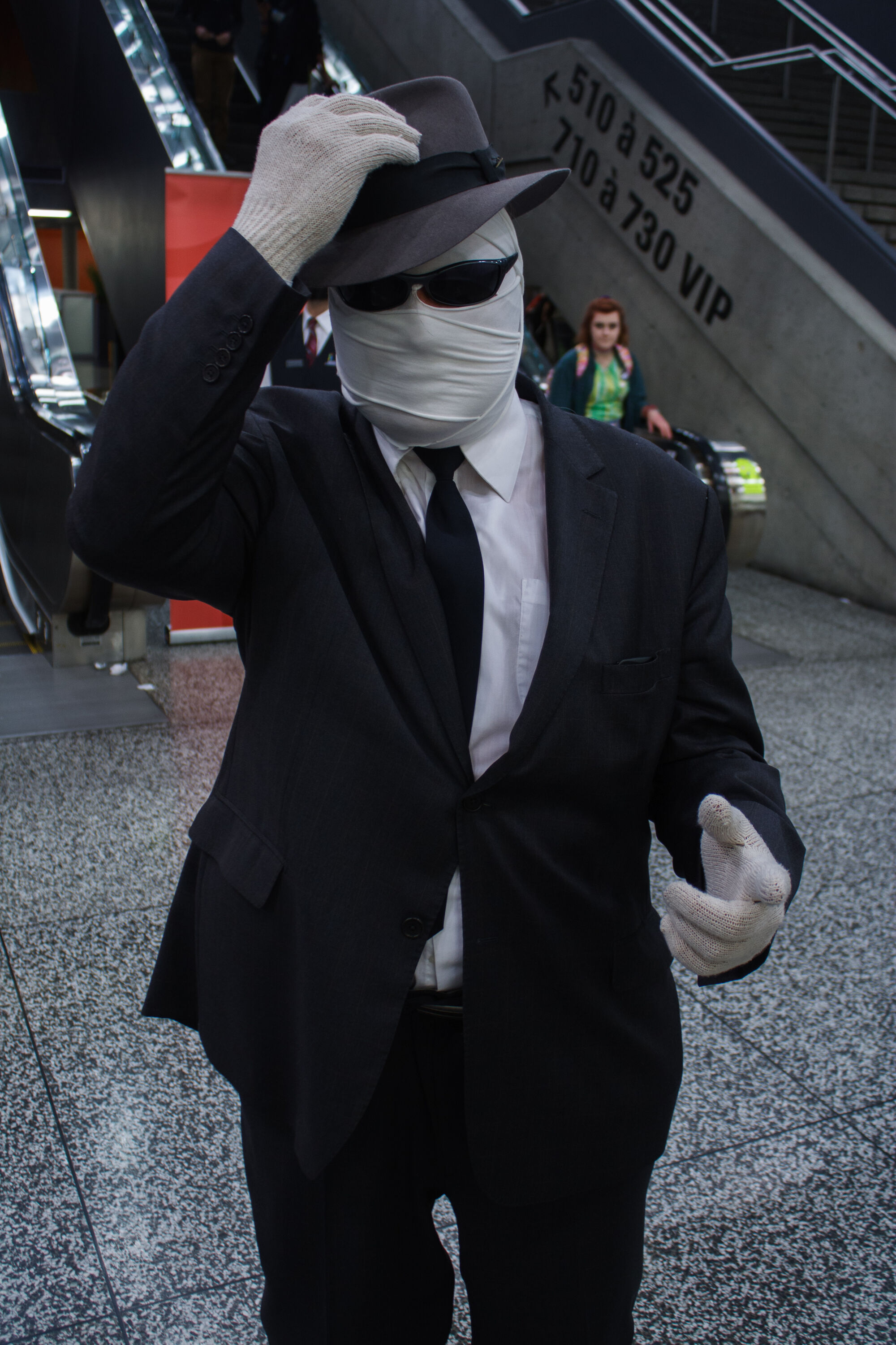 Invisible Man costume   Halloween Wiki   FANDOM powered by ...