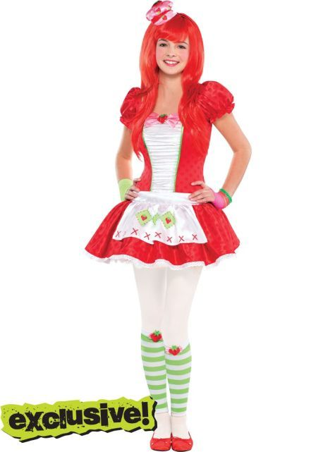 Strawberry Shortcake costume | Halloween Wiki | FANDOM ...