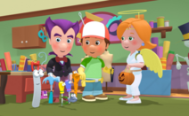 Handy Manny Halloween-0