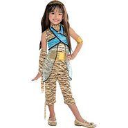 Little Girls Cleo de Nile Costume Deluxe - Monster High