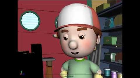 Handy Manny vs Tyrone