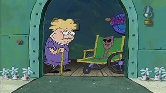 Nickelodeon - Nick Sr., The New Network Where Granny Can Shake Her Fanny