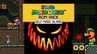 The Halloween Island (uncut) - Zombie Koopas Hack of Super Mario World (2018)